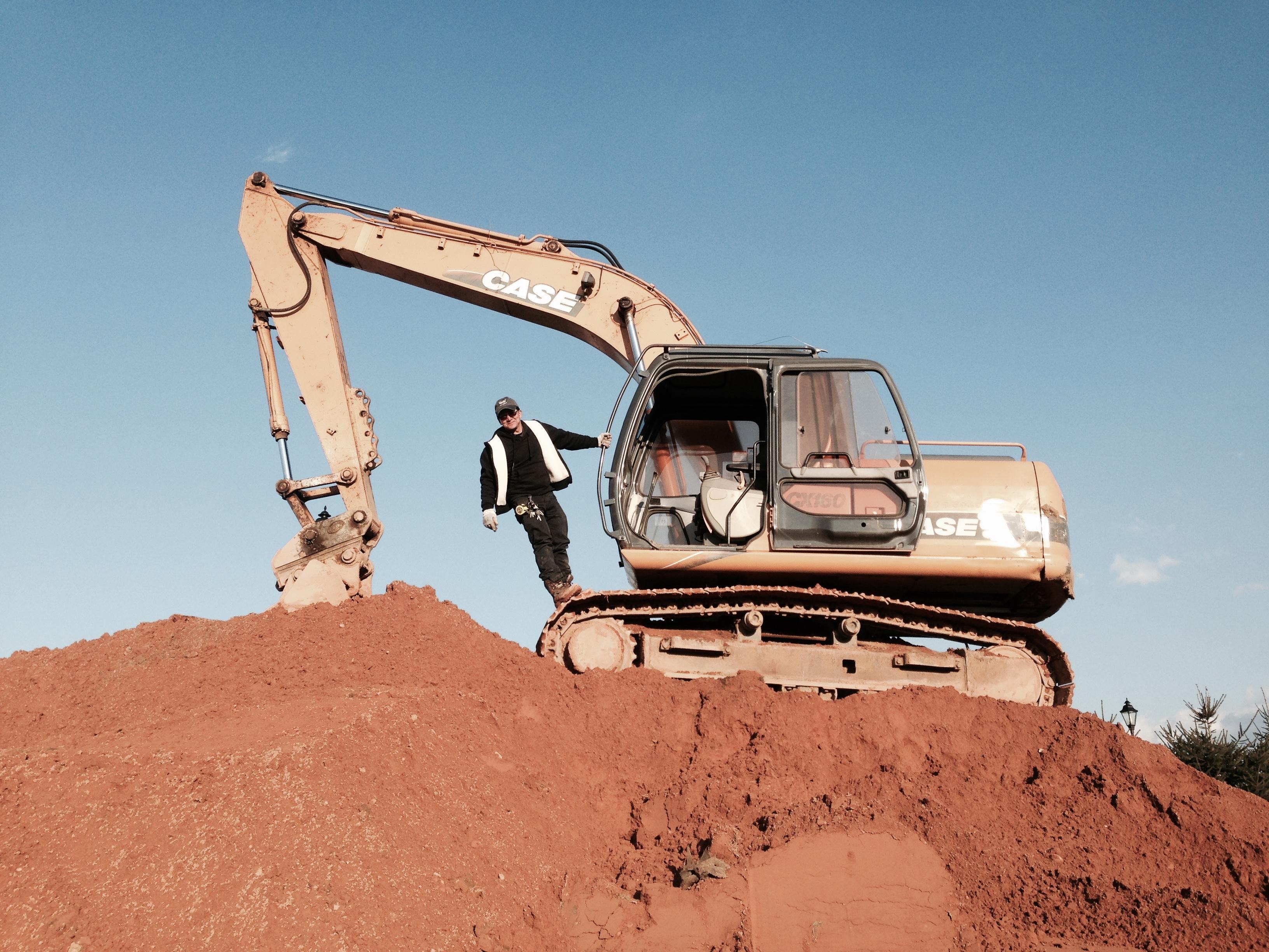 Septic Services NJ A-Norton Excavator